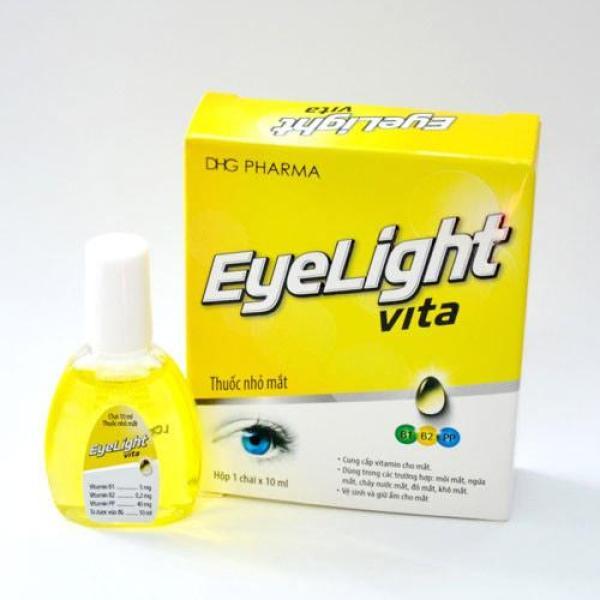 Thuốc nhỏ mắt Eyelight Vita