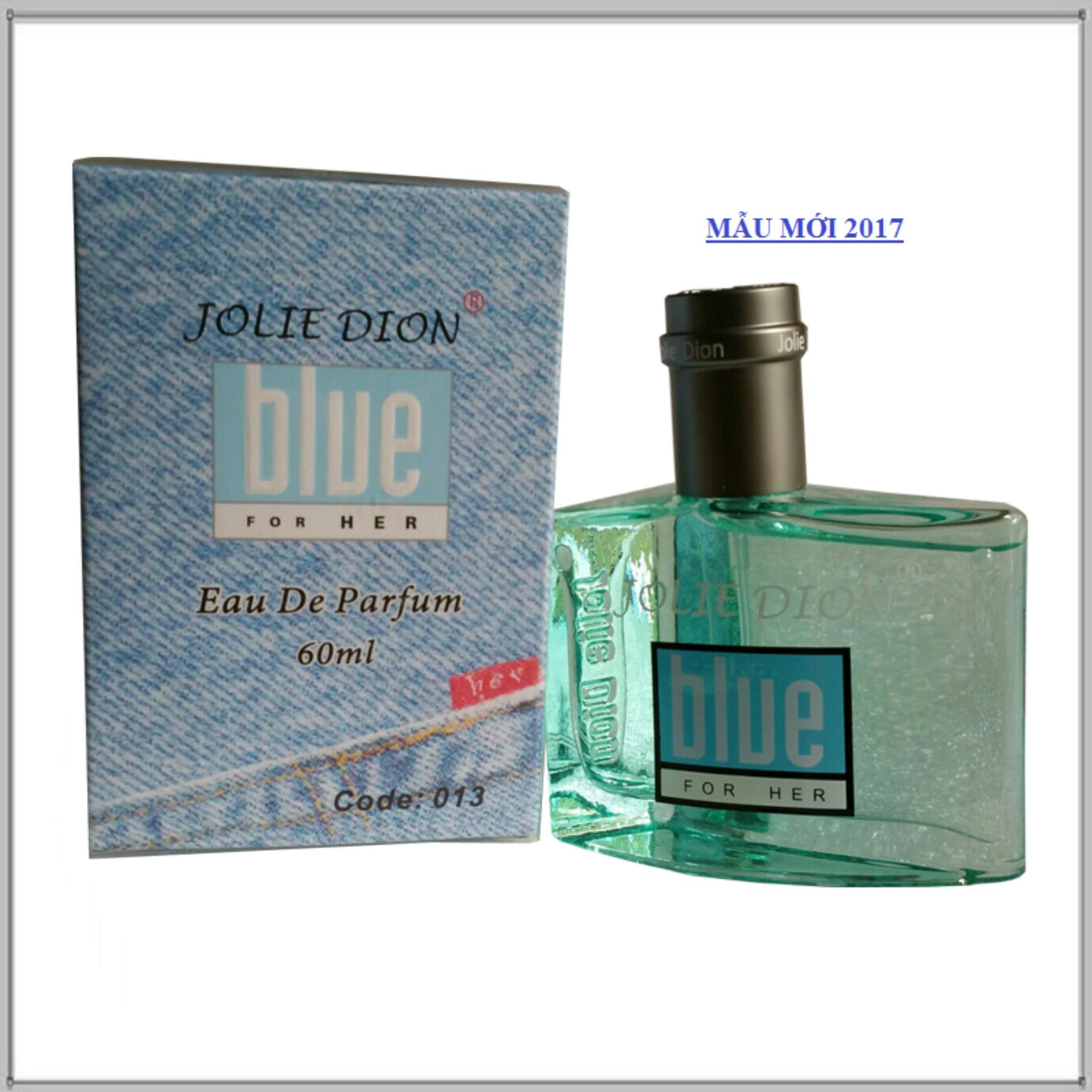 Nước hoa Blue nữ Jolie Dion Singapore chính hãng 60ml