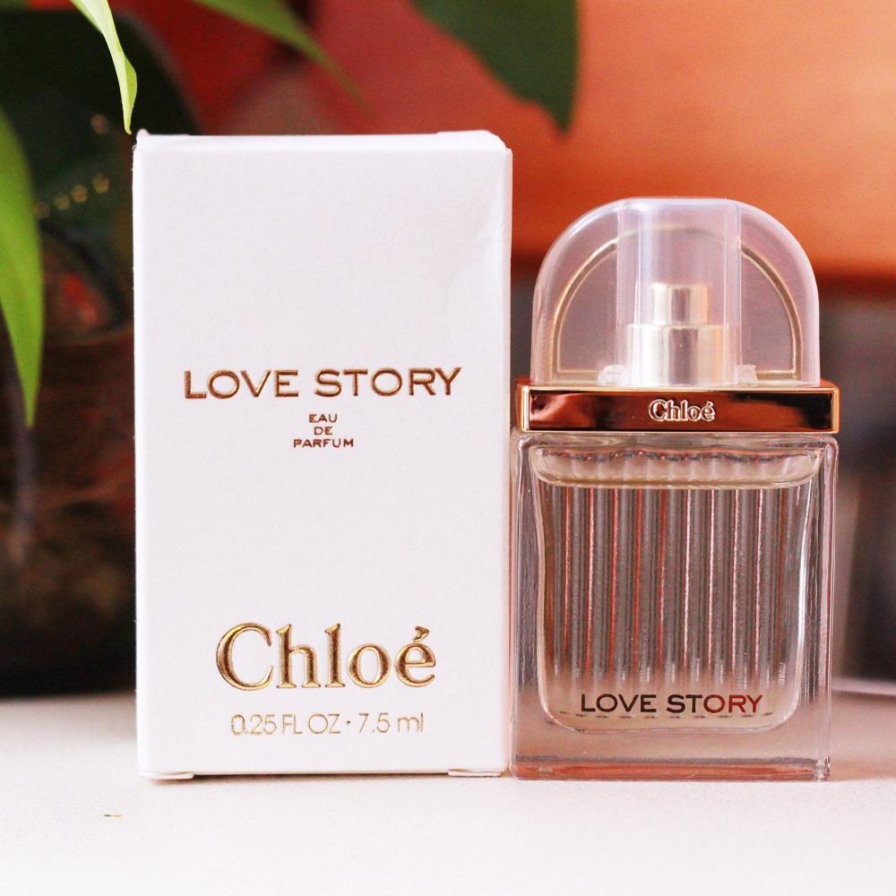Nước hoa Nữ Chloé Love Story 7.5ml