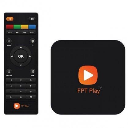 Smart TV box FPT Play box truyền hình internet