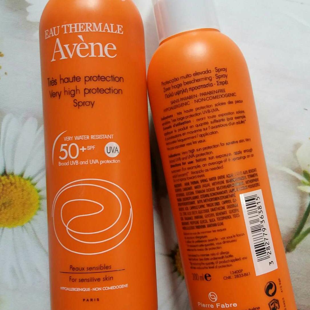 Kem chống nắng Avene nhập khẩu