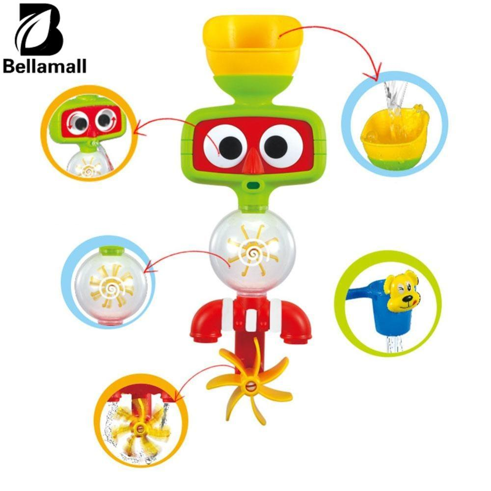 Hình ảnh Bellamall: Baby Bath Play In The Water Child Bath Toy Swimming Beach Scoop Water Toy Outdoor Indoor Play - intl