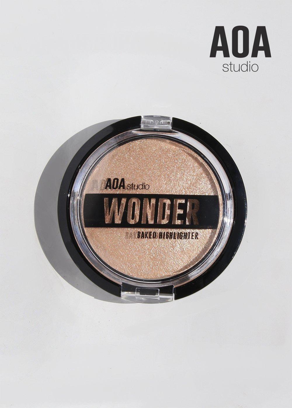 phấn bắt sáng AOA Wonder Baked Highlighter - Màu Snap