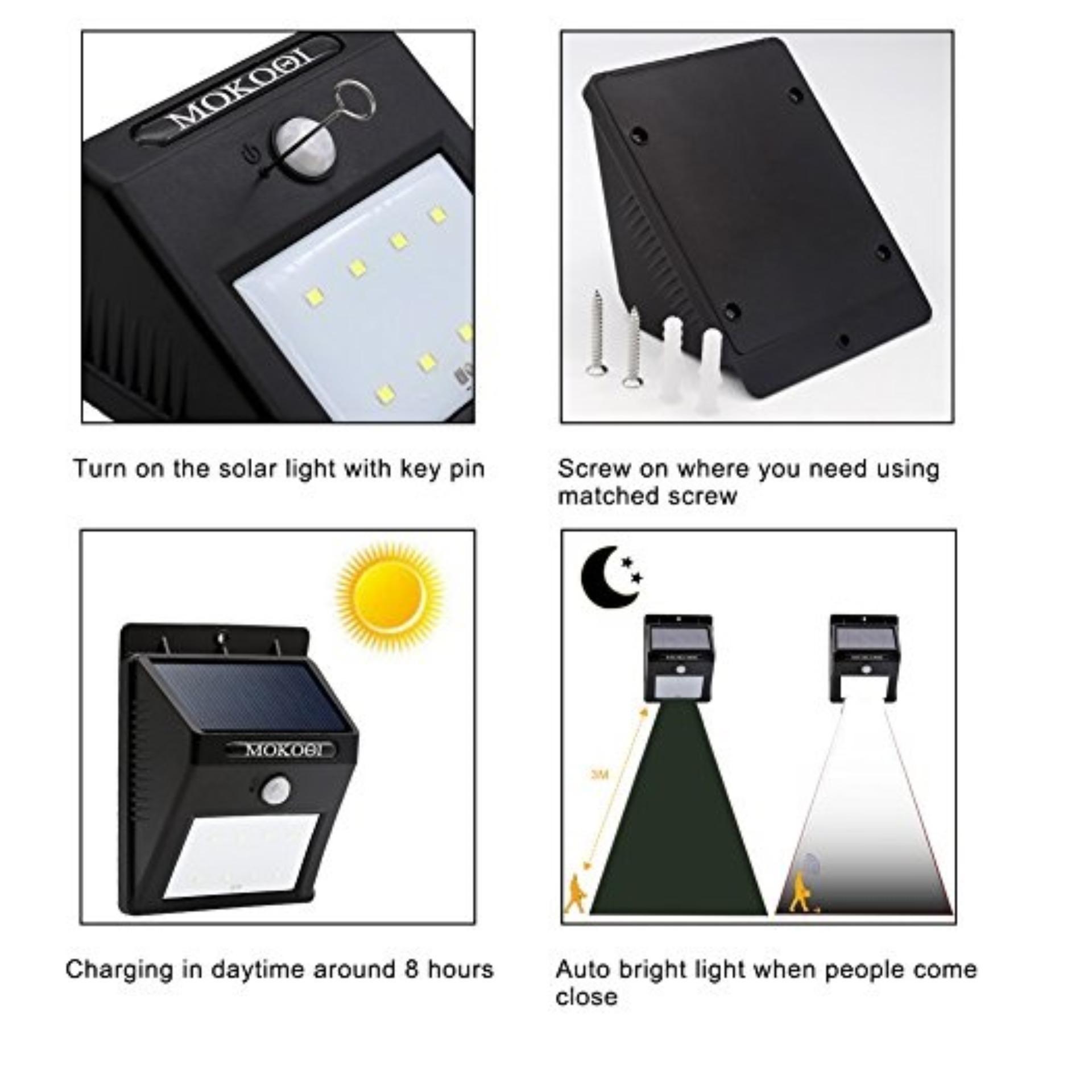 Đèn Năng Lượng, Sản Phẩm Thân Thiện Với Môi Trường, Sử Dụng 100% Năng Lượng Mặt Trời, Chất Lượng Uy Tín, Bh 1 Đổi 1 Bởi Phongphu Sg.