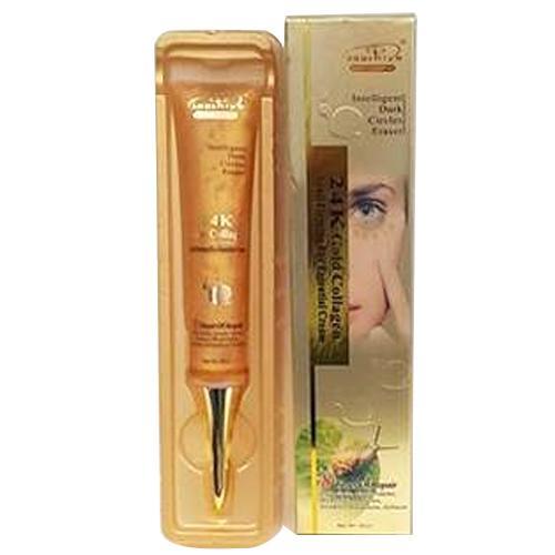 Hình ảnh Kem chống nhăn và thâm quầng mắt tinh chất ốc sên Collagen Gold 24k Hàn Quốc 50g