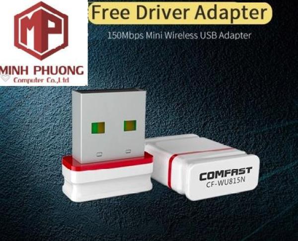 Bảng giá Card mạng không dây  USB thu sóng wifi Phong Vũ