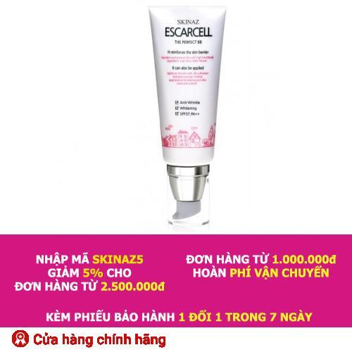 Giá Bán Rẻ Nhất Kem Nền Che Khuyết Điểm Escarcell The Pefect Bb Cream Skinaz Han Quốc
