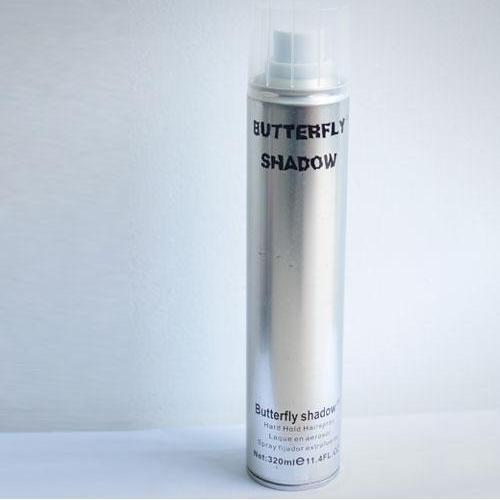 Keo  xịt tóc Butterfly shadown 320ml Xám giá rẻ