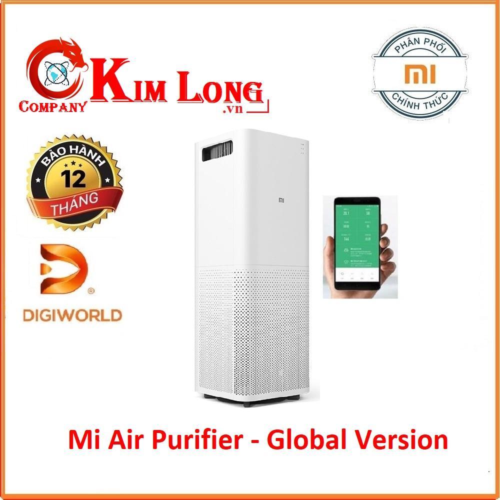 Bảng giá Máy lọc không khí Xiaomi Mi Air Purifier Bản Quốc tế - Digiworld phân phối