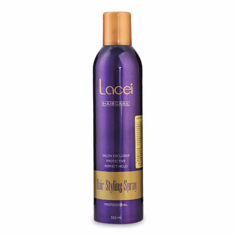 Keo xịt tóc Lacei Hair Styling Spray (keo mềm) 350ml giá rẻ
