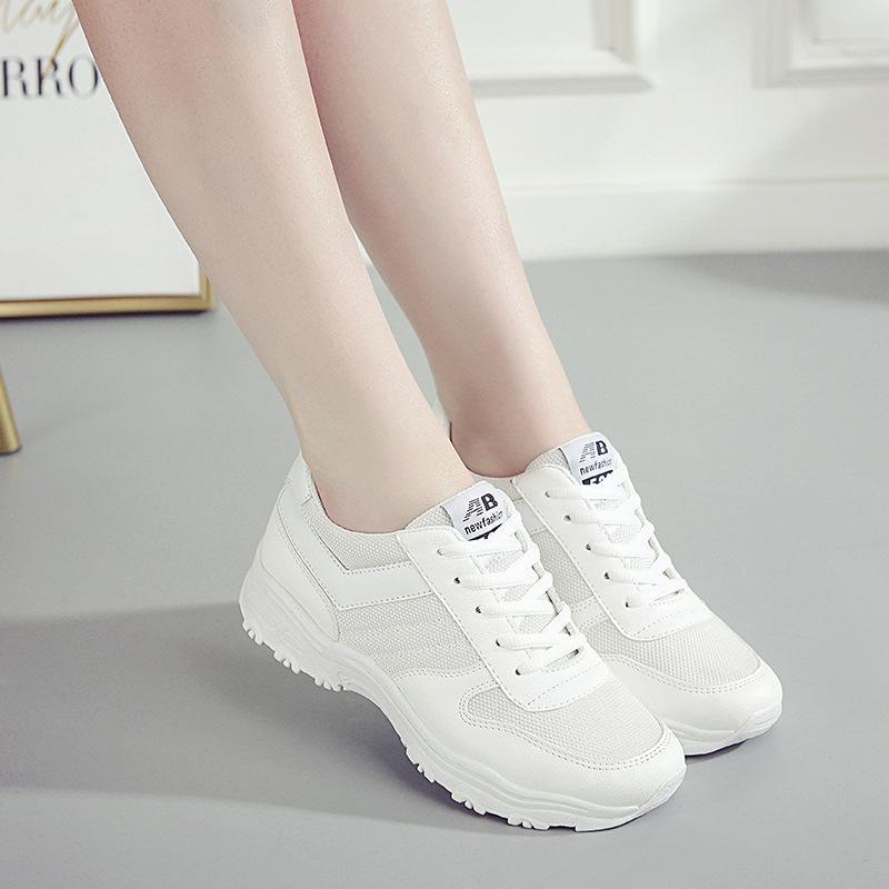 Giày Sneaker Thời Trang BAZAS Y3-659W Màu Trắng Nhật Bản