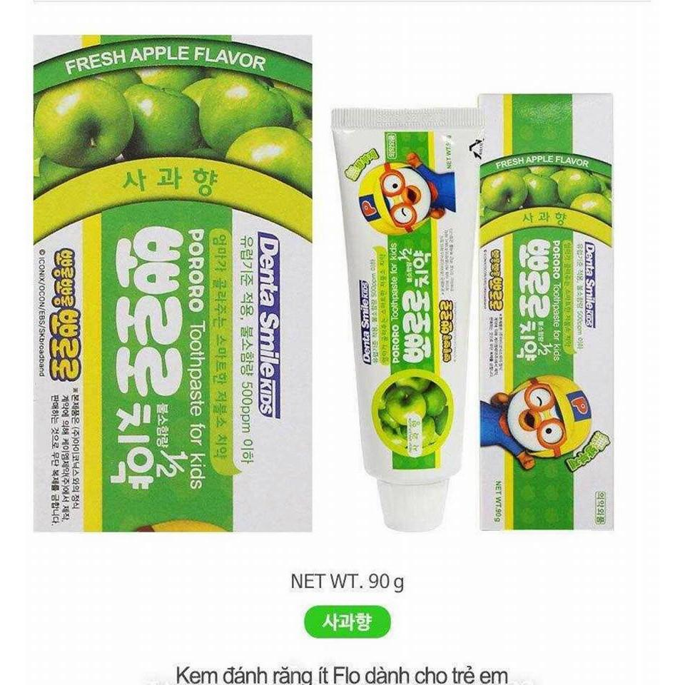 ÐаÑÑинки по запÑоÑÑ Pororo Toothpaste Kids Apple