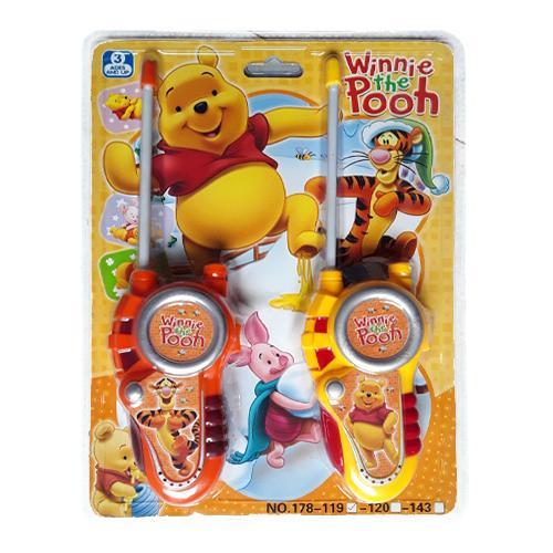 Hình ảnh Vỉ 2 bộ đàm winnie the pooh 178-119