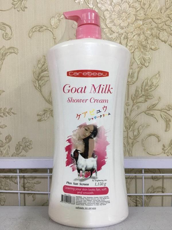 Sữa tắm dê Goat Milk Thái Lan - 1150ml nhập khẩu