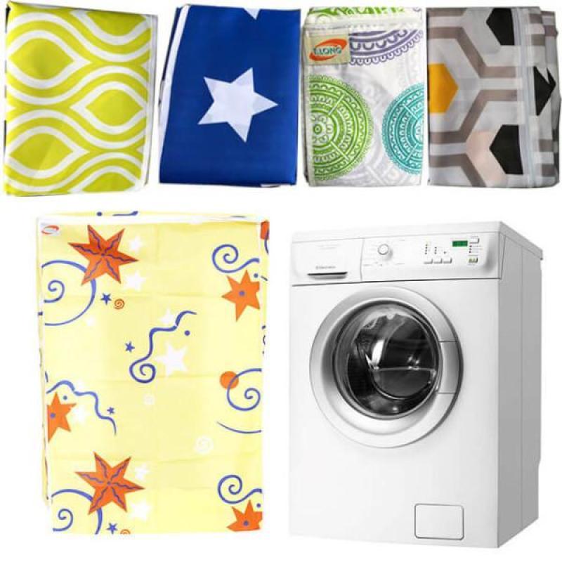Áo Trùm Máy Giặt Cửa Trước 7-9kg  Chống Rách Chống Thấm