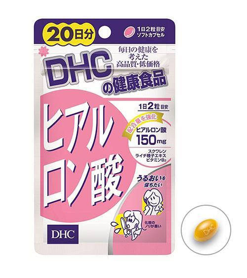 [CHÍNH HÃNG] Viên Uống Cấp Nước DHC Hyaluronic Acid Nhật Bản - 40 Viên (20 Ngày) - TITIAN Giá Quá Tốt Phải Mua Ngay