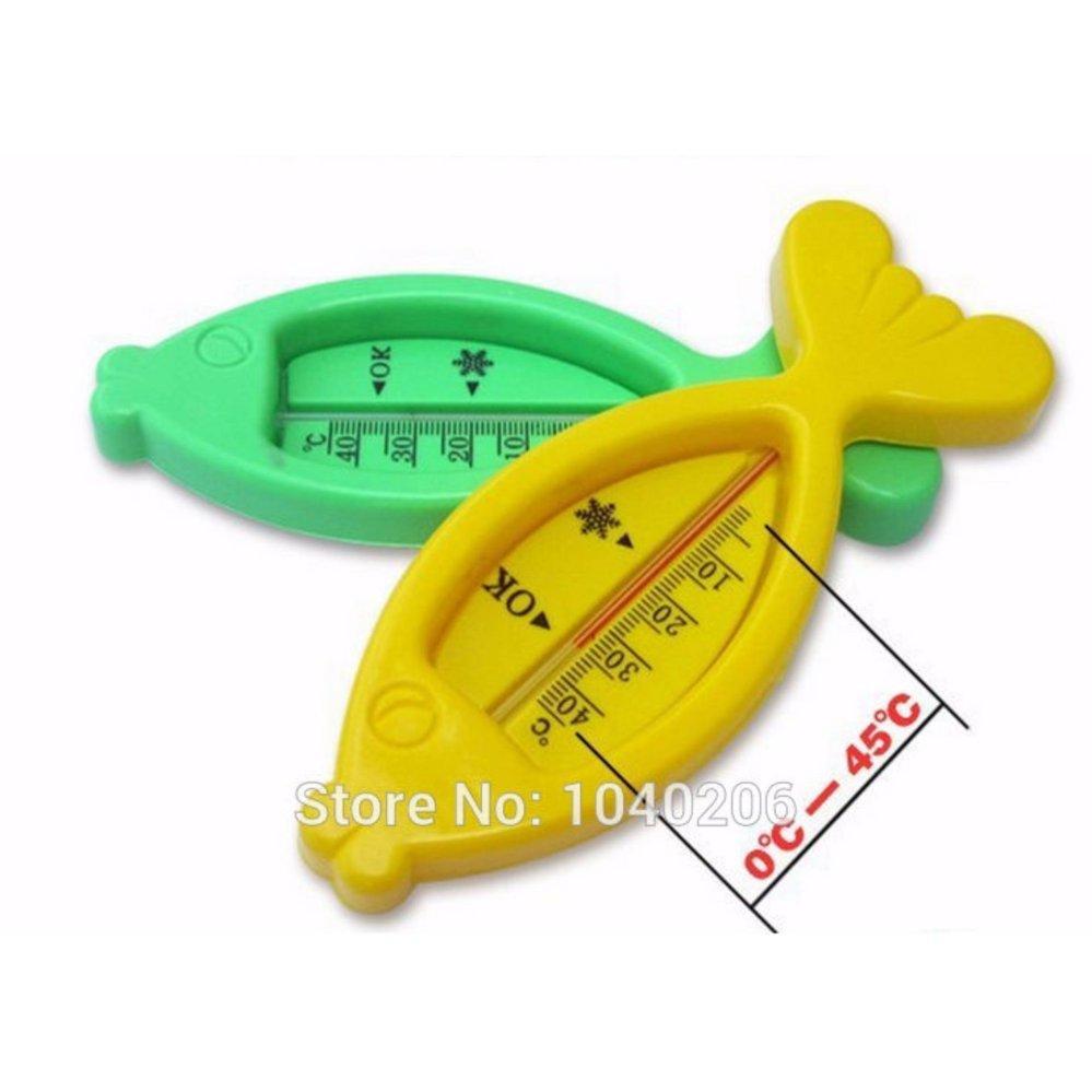 Nhiệt kế đo nhiệt độ nước tắm tiêu chuẩn cho bé (hình cá)