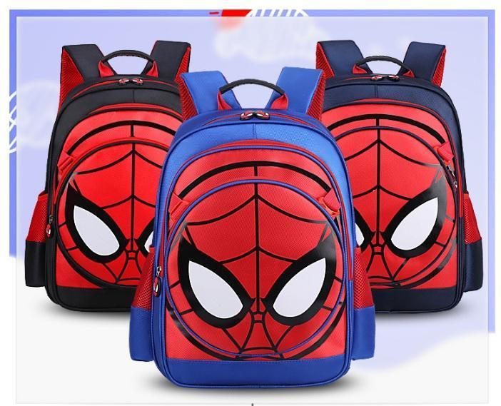 Giá bán balo  trẻ em người nhện 3D chống nước cỡ lớn nhập khẩu loại 1