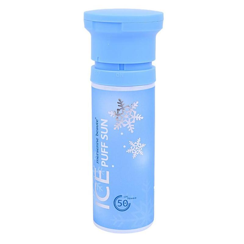Kem Chống Nắng Ice Puff Mersenne Beaute (100ml) nhập khẩu