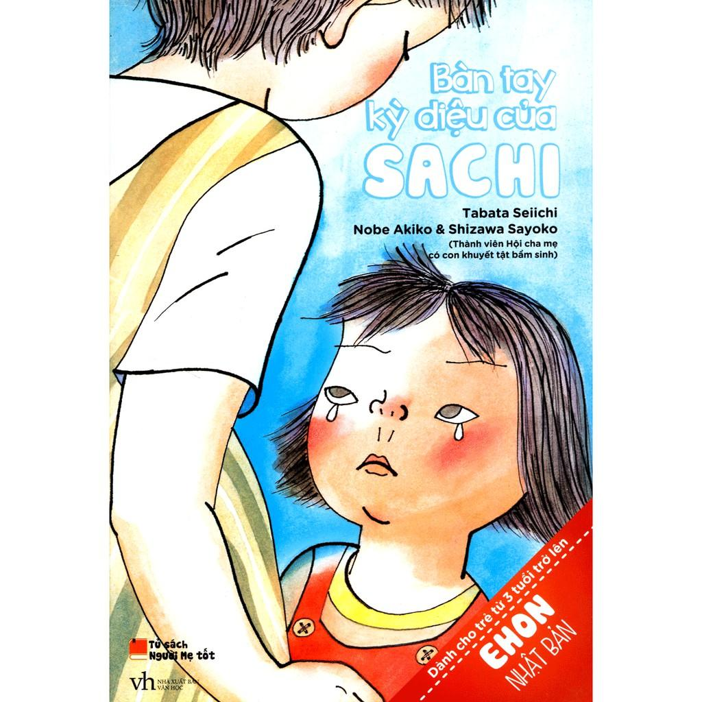 Mua Sách Ehon - Bàn tay kỳ diệu của Sachi