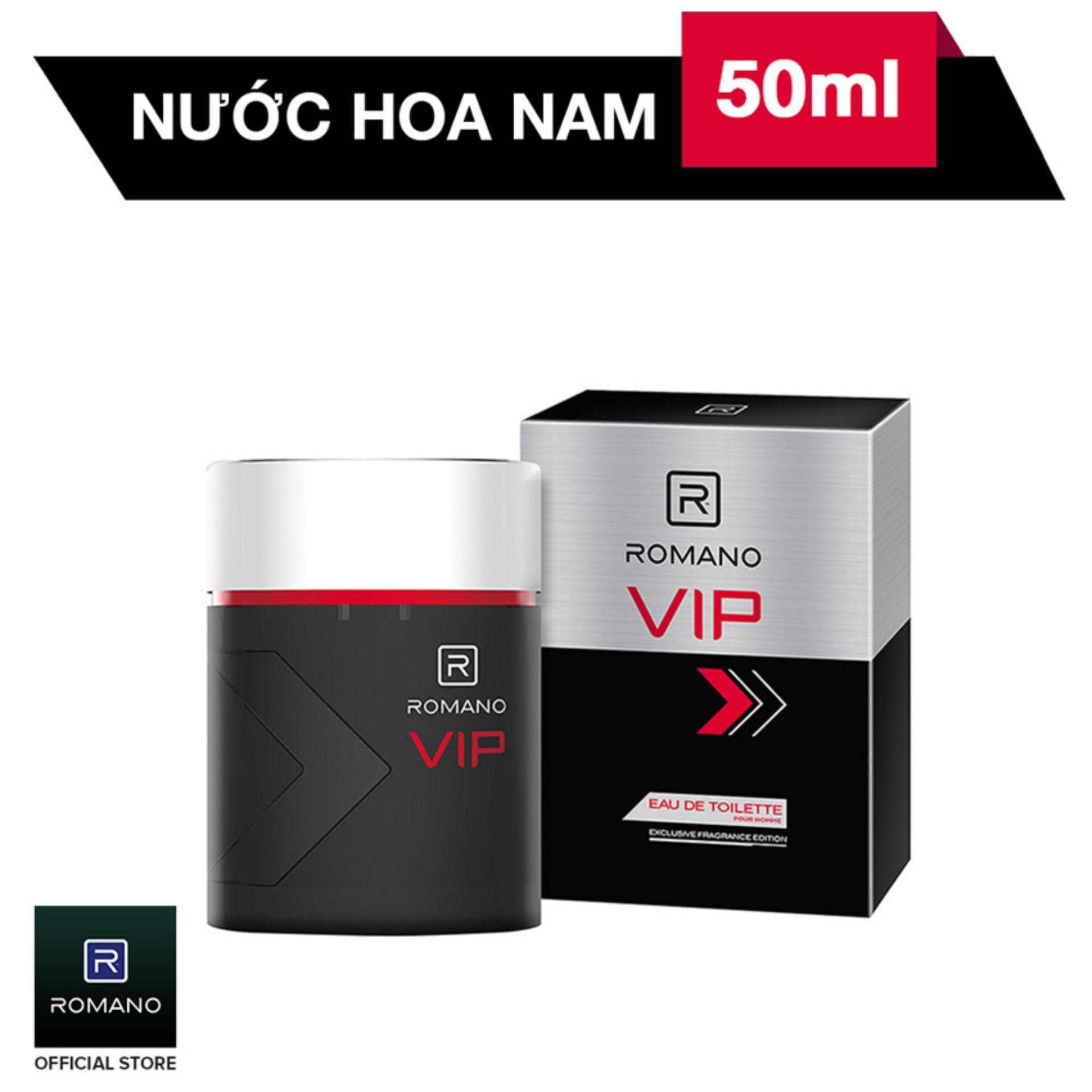 Romano Vip nước hoa 50ml nhập khẩu