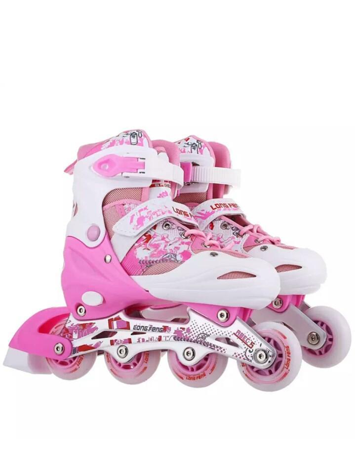 Mô tả sản phẩm Giày trượt patin 906 có đèn - bao giá thị trường