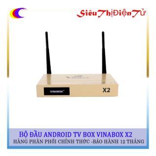 ĐẦU ANDROI TV BOX VINABOX X2 thumbnail