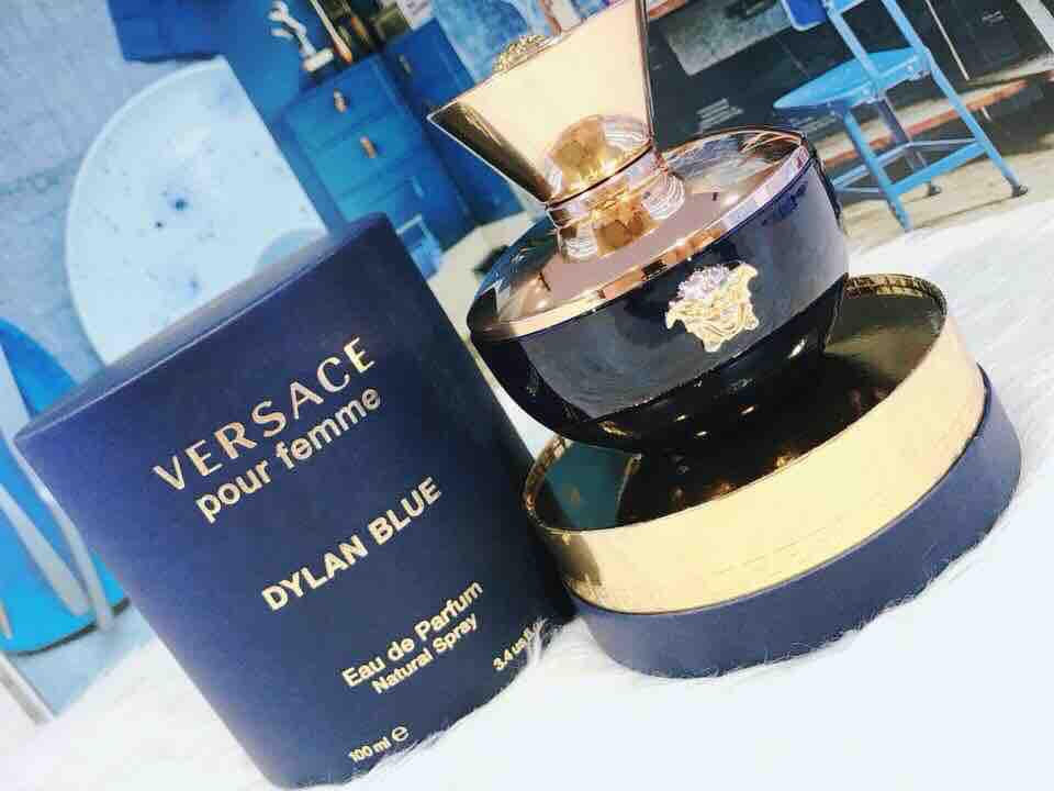 Nước hoa Dylan Blue Pour Femme 100ml