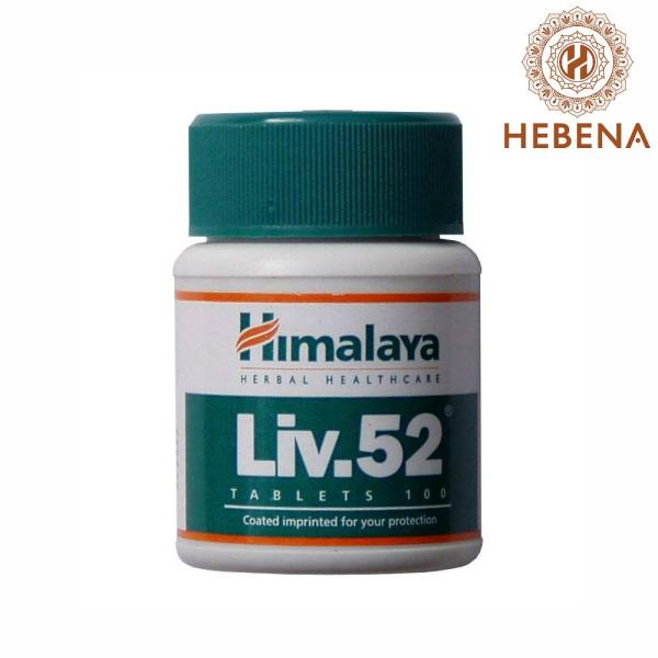 Viên uống giải độc gan Himalaya Liv.52 - hebenastore giá rẻ