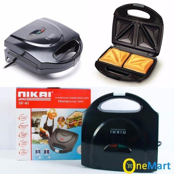 Hình ảnh Máy nướng bánh Hot Dog Nikai tiện dụng (loại tốt)