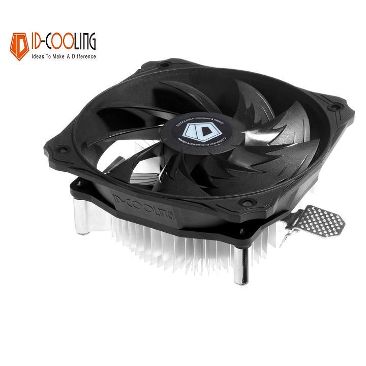 Quạt tản nhiệt cpu ID-Cooling DK-03 Halo - Intel & AMD, Sức giớ lớn, Hiệu nặng mạnh mẽ