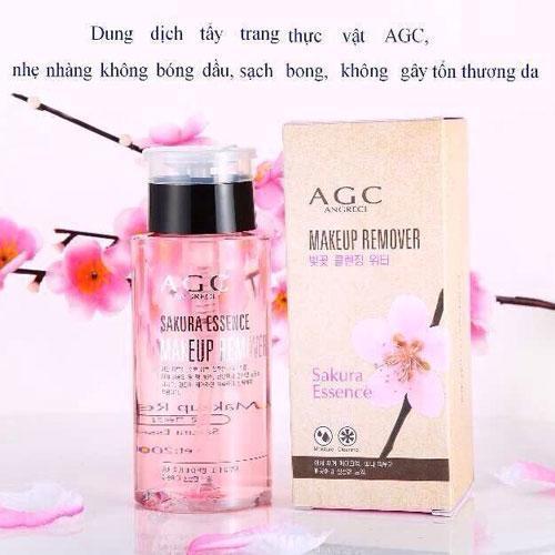 Nước tẩy trang thực vật  AGC