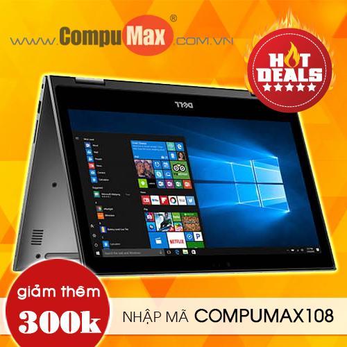 Hình ảnh Dell 5378 i7 7500U 8GB 256SSD 13.3FullHD - Hàng nhập khẩu