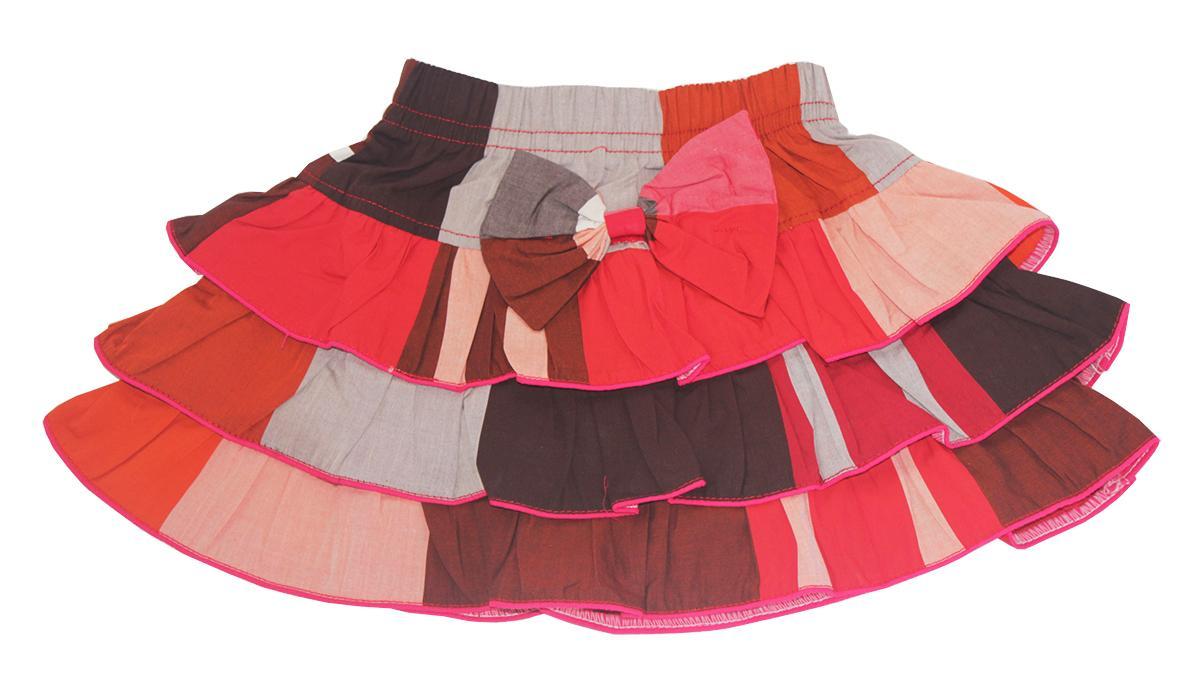 Giá bán Váy xòe ca rô cho bé gái 1-7 tuổi Tri Lan VBG007 ( màu sắc ngẫu nhiên)