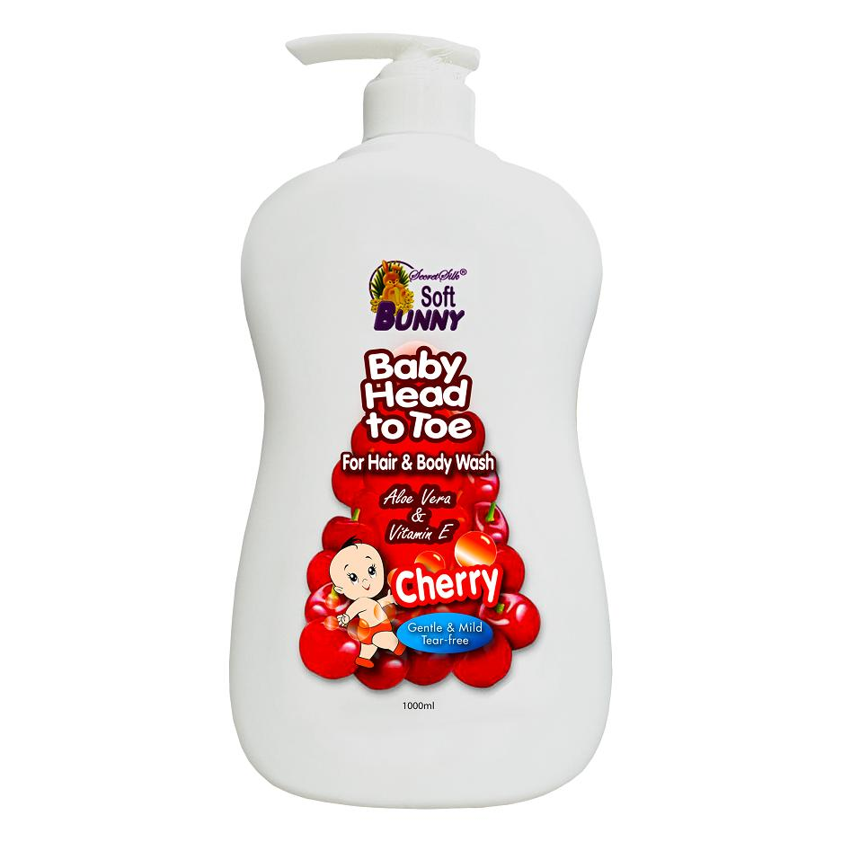 Giá Bán Sữa Tắm Gội Be Soft Bunny Anh Đao 1L Hồ Chí Minh