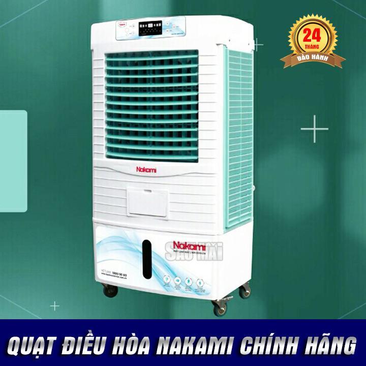 Quạt điều hòa hơi nước làm mát không khí NAKAMI NKM-05000B ( 2018 )