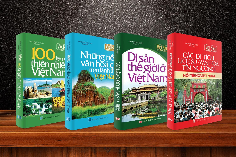 Mua Sách Combo bộ sách Việt Nam đất nước con người 1