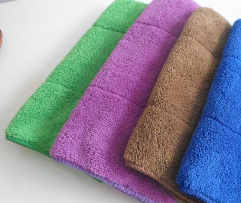 10 khăn lau đa năng (30x40cm có móc treo)