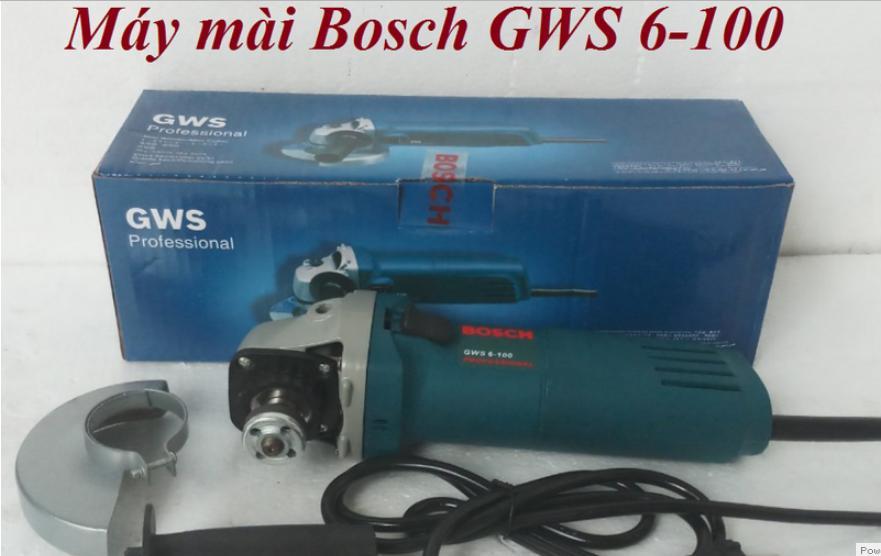 Máy mài GWS 6-100 hàng liên doanh Đức