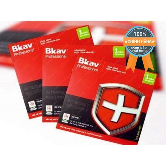 Hình ảnh Phần mềm diệt virút chuyên nghiệp BKAV Pro Internet Security