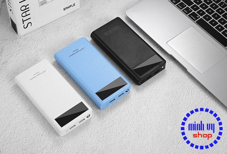 Hình ảnh Box sạc 7 cell hỗ trợ Quick Charge 3.0 USB type C