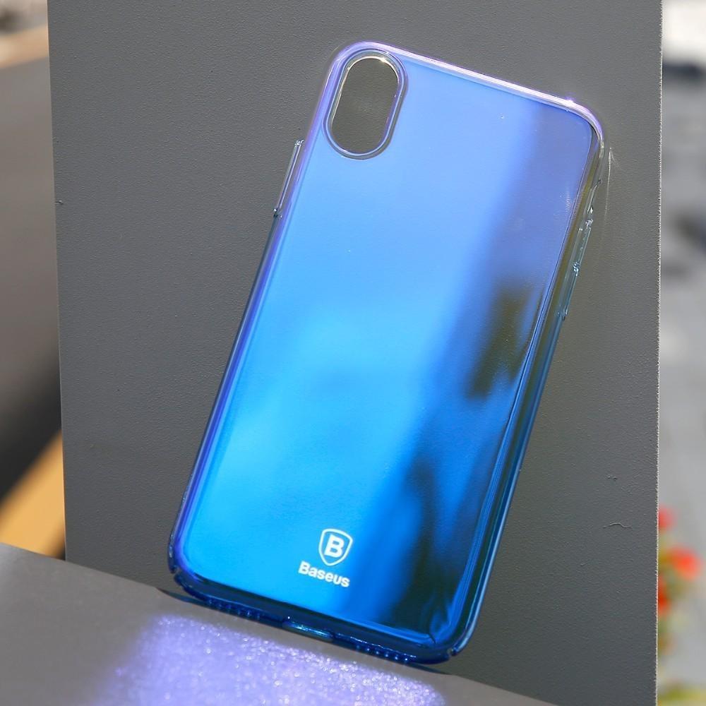 Ôn Tập Tốt Nhất Ốp Lưng Cho Iphone X Baseus Glaze Đổi Mau