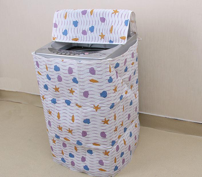 bạt phủ che máy giặt-Áo phủ máy giặt (cửa trên) loại dày cao cấp