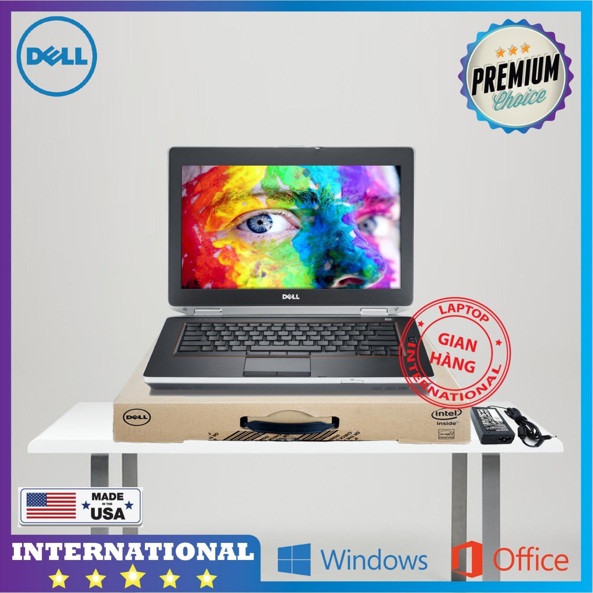 Laptop Dell Latitude E6420 i7/4/1TB - Hàng Nhập Khẩu