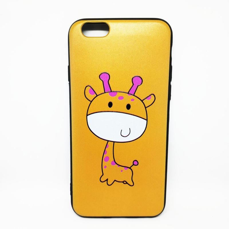 Giá [Nhiều Mẫu] Ốp lưng iPhone 6 / 6s - Ốp lưng silicon in hình nổi cực đẹp