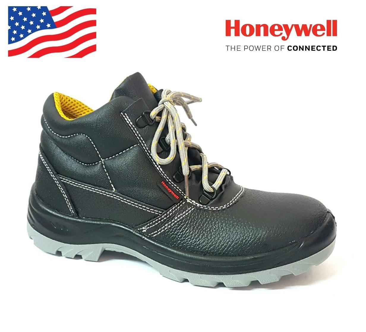 Hình ảnh Giày bảo hộ Honeywell 9542B - ME size 41 (cao cổ)