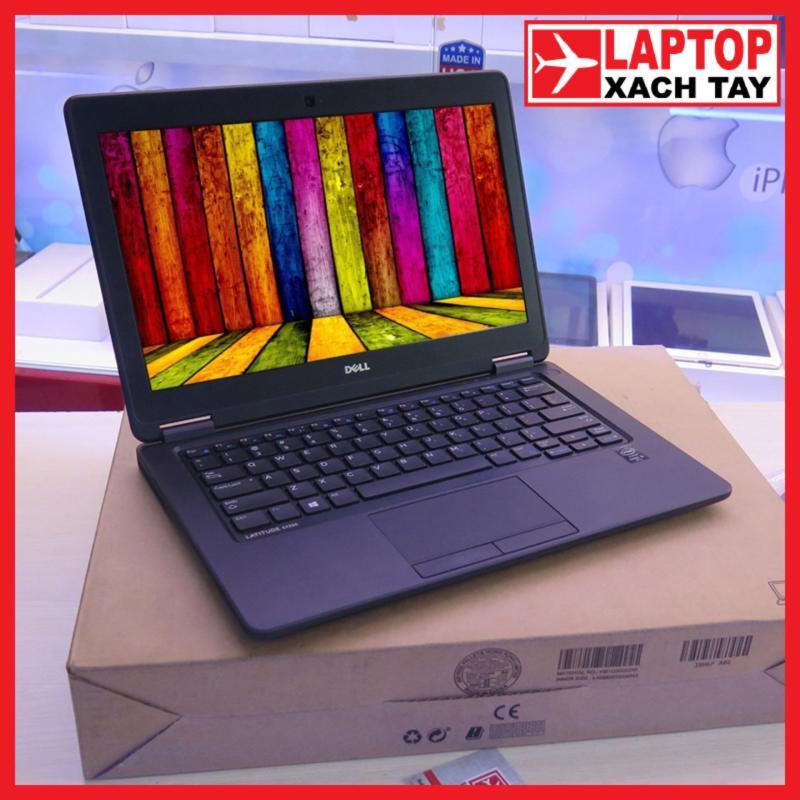 Laptop Dell Latitude E7250 i7/8/SSD128 - Laptopxachtayshop