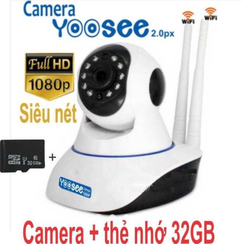 Camera yoosee combo thẻ nhớ 32g