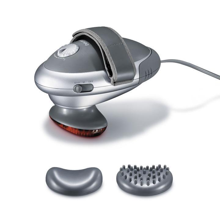 (GIÁ Hủy Diệt) Máy Massage Cầm Tay Có đèn Hồng Ngoại Beurer MG70 Giá Ưu Đãi Không Thể Bỏ Lỡ