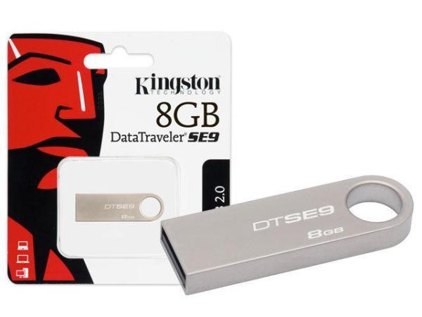 Bảng giá USB 2.0 Kingston SE9 8Gb Tốc Độ Cao NTFS/ Fat32/ exFAT Phong Vũ